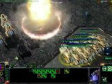 Grosse nuke en multi - Starcraft 2