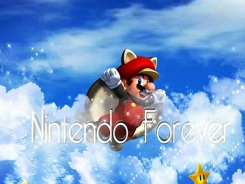 Animation Nintendo Forever