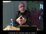 Questions-Réponses avec le public lors de la conférence de Thierry Savatier sur l'Origine du monde, un tableau de Gustave Courbet