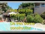Achat jolie propriété à vendre à Bormes les Mimosas, 300m de tous commerces