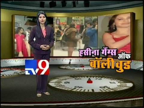 5 bollywood babes fight in September-TV9