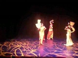[juin 2012] ගැමි නැටුම් - gämi näṭum (danses villageoises)