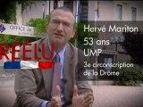 Hervé Mariton - député UMP - 4è de la Drôme