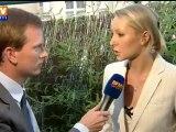 Législatives : Marion Maréchal-Le Pen réagit à son élection en direct sur BFMTV