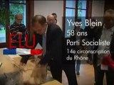 Yves Blein - député PS - 14ème circo du Rhône