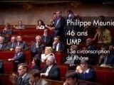 Philippe Meunier - député UMP - 13ème circo du Rhône