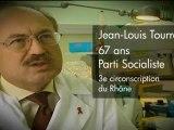 Jean-Louis Touraine - député PS - 3ème circo du Rhône