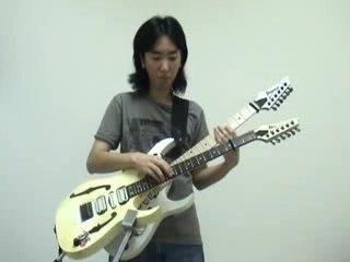 Mario avec 2 Guitares !