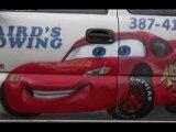 Car Fire Wheeler Blvd, MFD & Codiac RCMP on scene