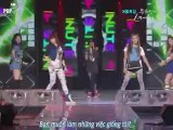[Vietsub][Perf] 4Minute - Hot Issue @ 090801 Yoo Hee Yeol's Sketchbook {4M Team}[360kpop]