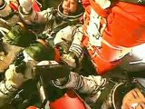 China's Shenzhou 9 capsule docks with orbiting space module