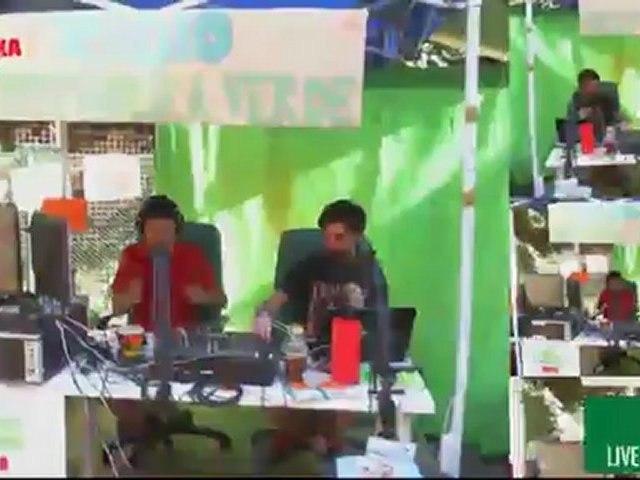 Radio Republika Verde la Street Delivery 2012