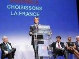 Grande soirée élections législatives 2012 - UMP Paris (int François Fillon - 2)