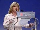 Grande soirée élections législatives 2012 - UMP Paris (arrivée de Valérie Paparemborde)
