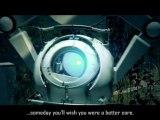 [Videoclip] Portal 2 - If I Were A Core (parodie Beyoncé - If I were a boy)