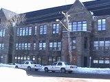 Codiac RCMP @ Moncton High School for Threat