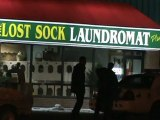 Robbery Lost Sock, Codiac RCMP on scene, Moncton
