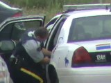 RCMP respond to HIGHLANDVIEW Rd for Gun Call Moncton