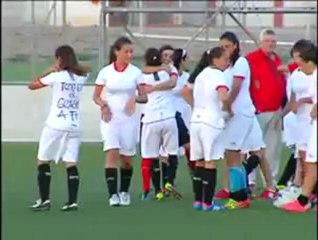 Sevilla B femenino - Vídeos de Los Partidos del Sevilla