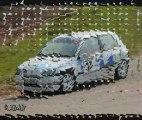 rallye de lillebonne 1 premier rallye avec l auto abandon depart es6 sur durite d eau percer