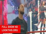 CM Punk vs Bryan vs Kane full match No Way Out 2012