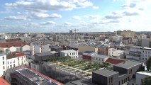 Nature en ville : les jardins du béton, Paris 20ème jardins partagés d'insertion