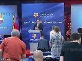 El FC Barcelona rinde homenaje a Miki Roqué