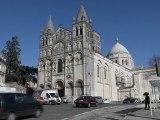 Monuments romans de la région Poitou-Charentes : Angoulême, cathédrale Saint-Pierre