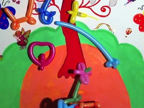 Balloon Art: come realizzare una pistola spaziale con i palloncini modellabili