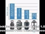 Best Buy InSinkErator Evolution Excel 1.0 HP Household Food Waste Disposer