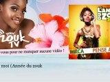 Milca - Pense à moi - Année du zouk 2012 - YourZoukTv