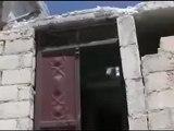 Syria فري برس حلب حيان اثار الدمار الذي خلفته القذائف الصاروخية19 6 2012 ج3 Aleppo