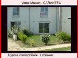 Achat Vente Maison CARANTEC 29660 annonce immobilière