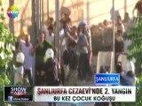 Şanlıurfa cezaevinde mahkumlar firar etmek istedi - 19 haziran 2012