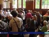 Colmar : le procès des faucheurs volontaires anti-OGM reporté à 2013