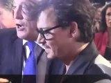 Johnny Depp separates from partner Vanessa Paradis