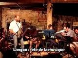 Langon: fête de la musique