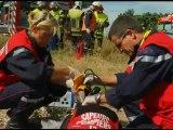 Présentation des activités du Service Départemental d'Incendie et de Secours des sapeurs-pompiers des Bouches-du-Rhône