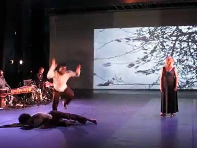 Mix'terre 2012 à Blois : Métis, de la Cie Calabash – Danse Jazz-Nouveau Concept