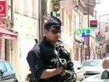Armed police end 'al Qaeda' siege in France
