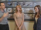 'The Smurfs' exclusive interview with Hank Azaria and Jayma