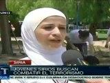 Grupos terroristas sirios no cesan acciones violentas