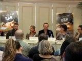 Justin Timberlake and Jason Segel talk Teachers