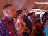 TG 16.06.12 A San Giovanni Rotondo grande festa per il decennale di San Pio