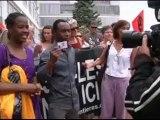 LCM : militants RESF poursuivis à Marseille