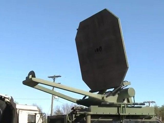 Le canon à rayons anti-émeute de l'armée américaine - Active Denial System / Système de Refus Actif