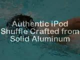 FOR SALE Waterfi Waterproof iPod Shuffle Swim Kit- MP3 Player with Underwater Headphones
