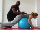 Coach Kass, exercice fitness : Dos