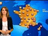 32 départements sous vigilance orange pour forts orages
