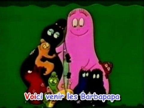 Barbapapa karaoké générique